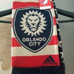Orlando City Soccer scard